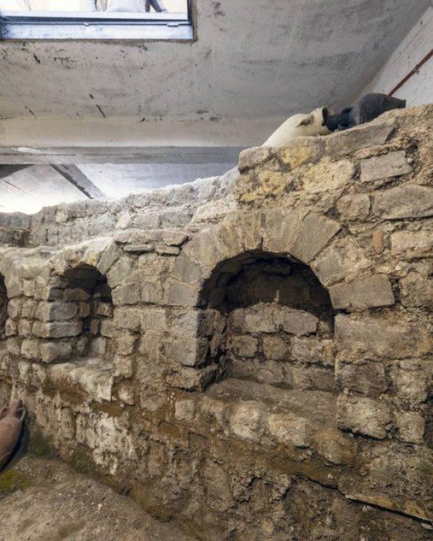 Romeinse kelder